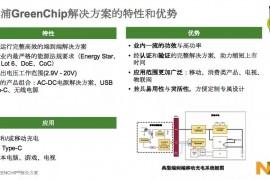 恩智浦 | 3分钟读懂,全能型的GreenChip电源解决方案