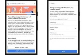 "Facebook和谷歌被指控使用""黑暗模式""误导用户"
