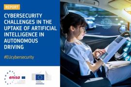 在自动驾驶中采用AI的网络安全挑战有哪些?如何合规?
