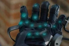 Haptx正在研发VR期待已久的触觉手套
