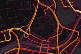 运动应用Strava公开十亿用户位置热力图,意外泄漏秘密军事基地的信息