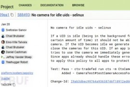 保护隐私,安卓9.0将禁止后台应用调用摄像头和麦克风权限